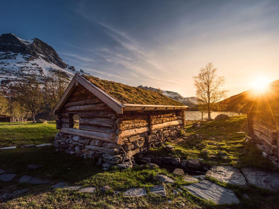 Paisajes de Noruega por Stian Klo