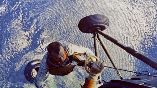 Fotografías del primer programa espacial estadounidense