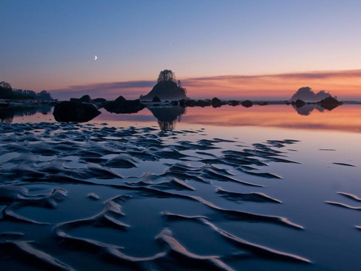 Cabo Alava, Washington