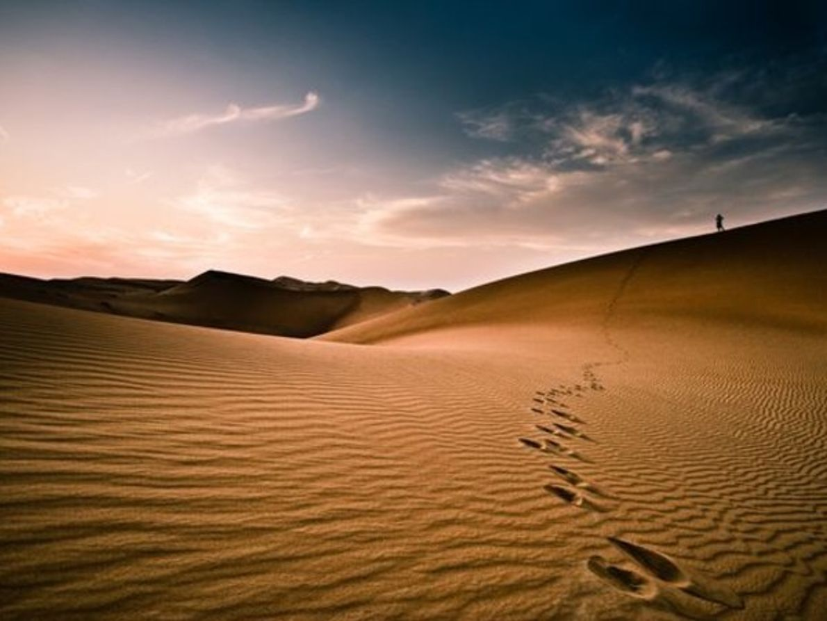 Desierto vacío, Arabia Saudí