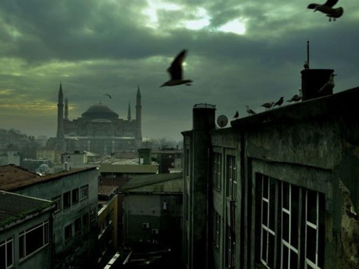 Sophia, Estambul, Turquía