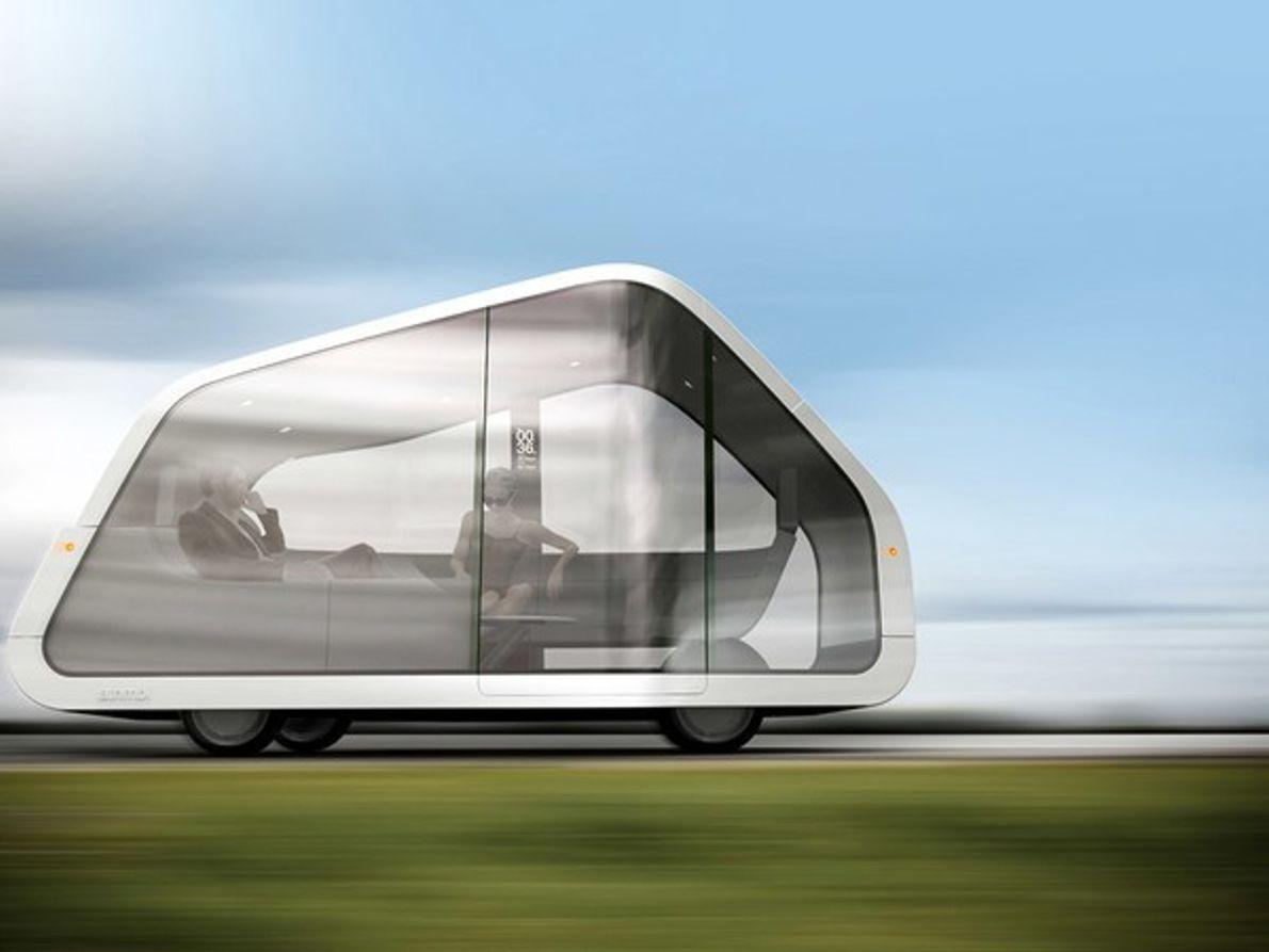 El transporte del futuro