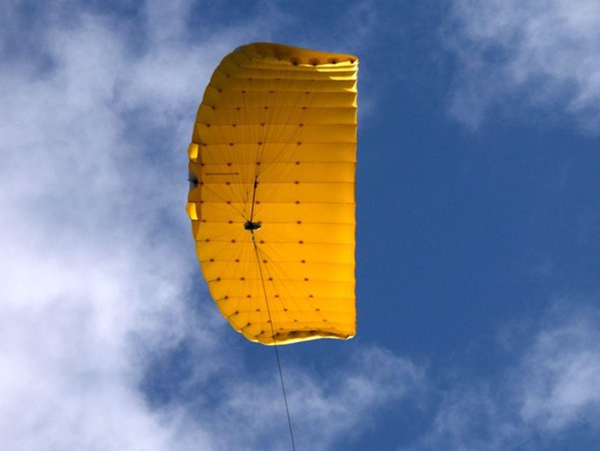 Remolque SkySails Kite