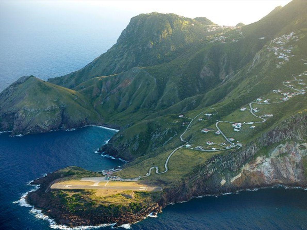 Saba, Antillas Holandesas