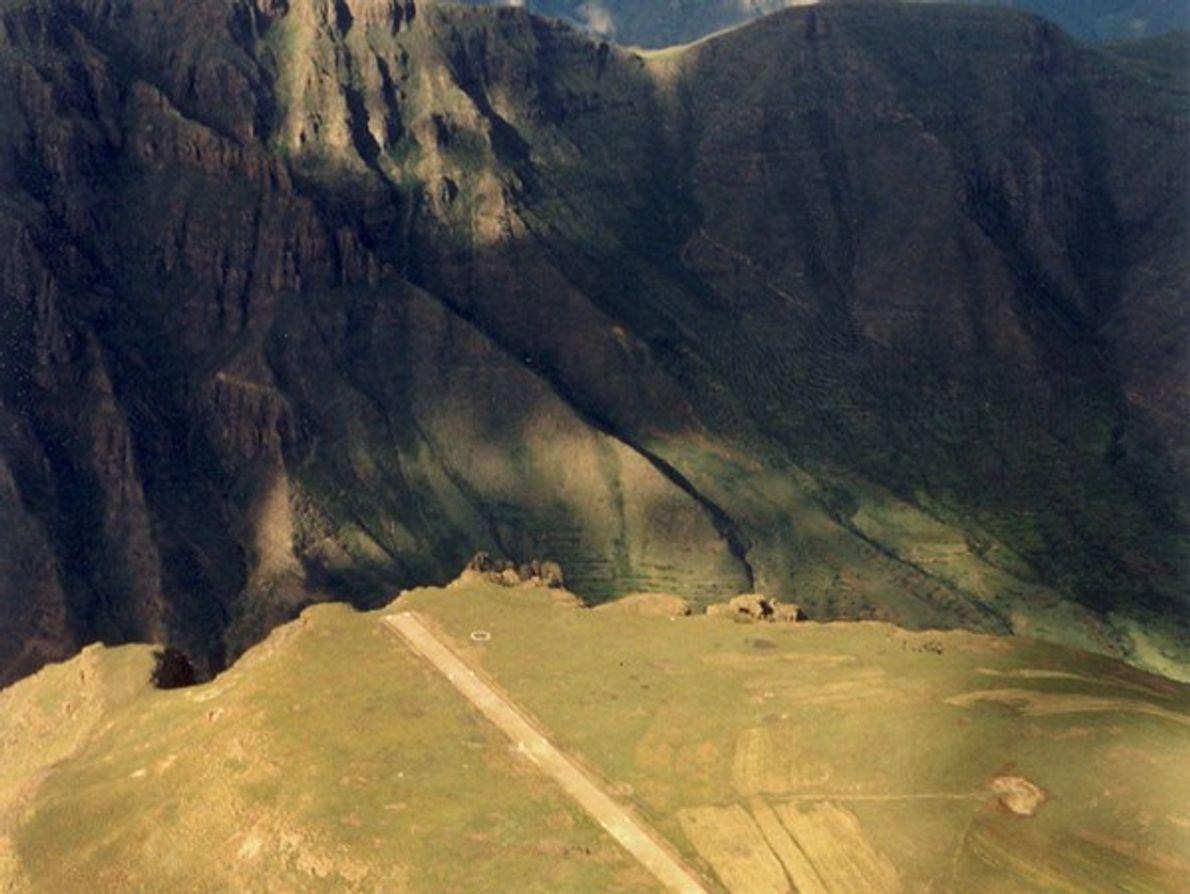 Matekane Aire Strip, Lesoto