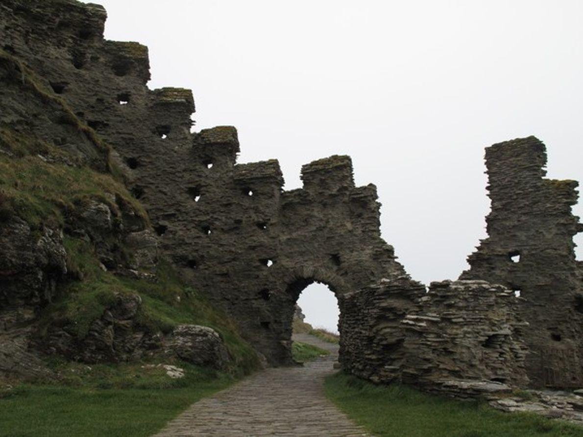 Restos de castillo