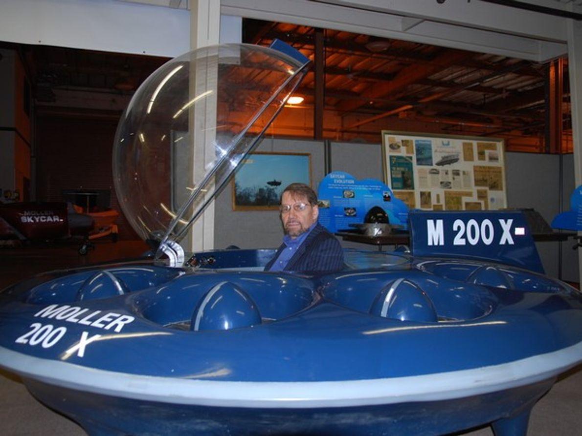 Modelo de platillo volador