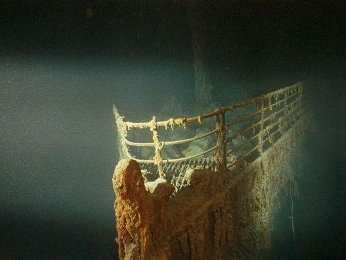 100 años del Titanic