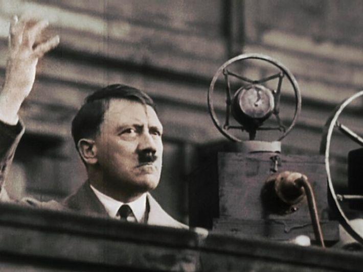 79 Aniversario de la toma de poder de Hitler