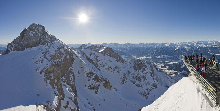 Mirador Alpes austriacos
