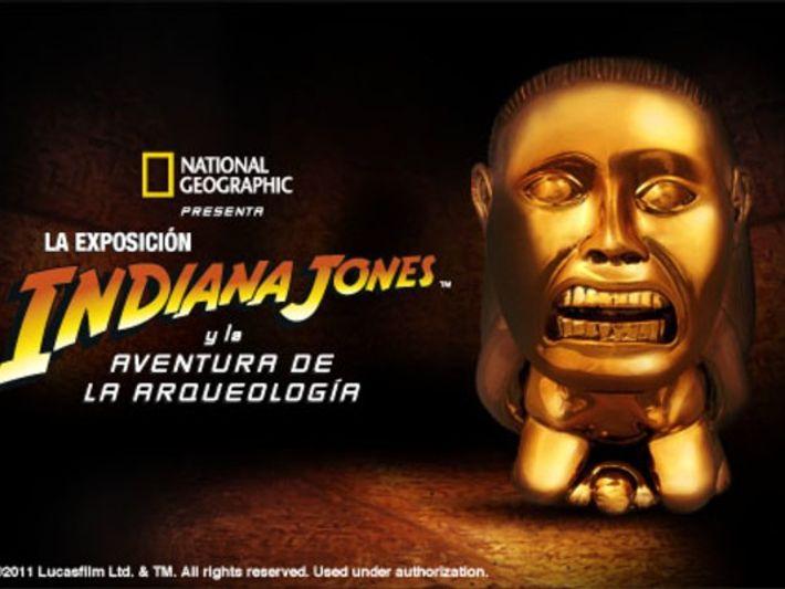 Exposición Indiana Jones