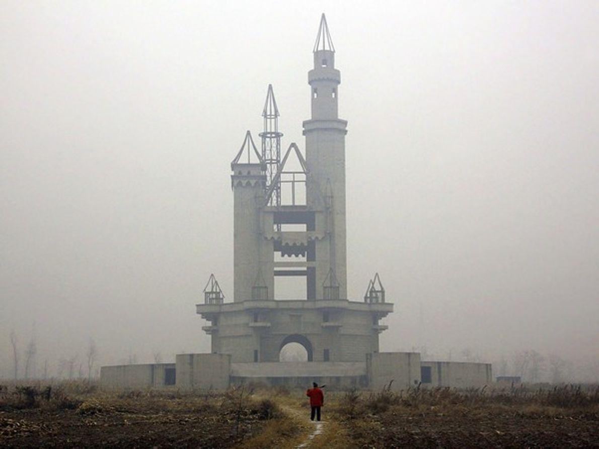 El Disneyland fantasma de China