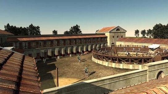 Escuela de gladiadores, Austria