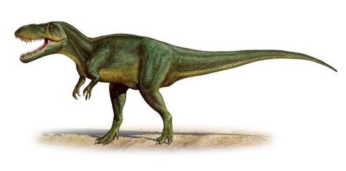 Dinosaurio T. gurneyi