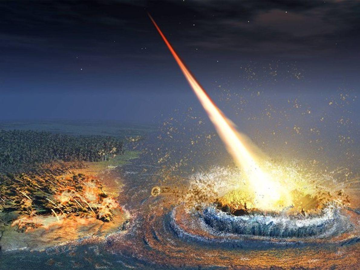 Un meteorito impactará en la Tierra