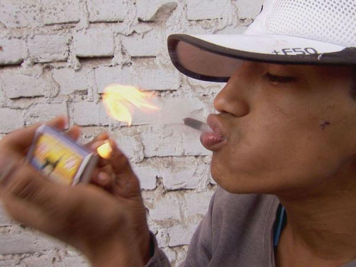 Fumando Paco