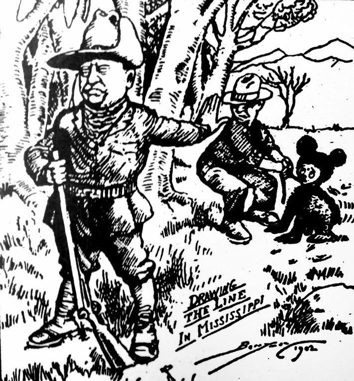 Theodore «Teddy» Roosevelt