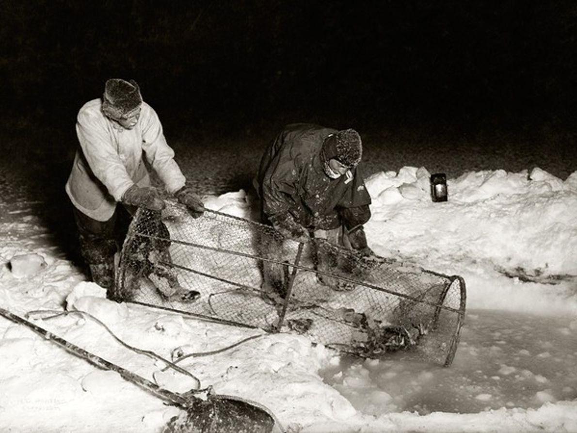 100 años desde la primera expedición al Polo Sur