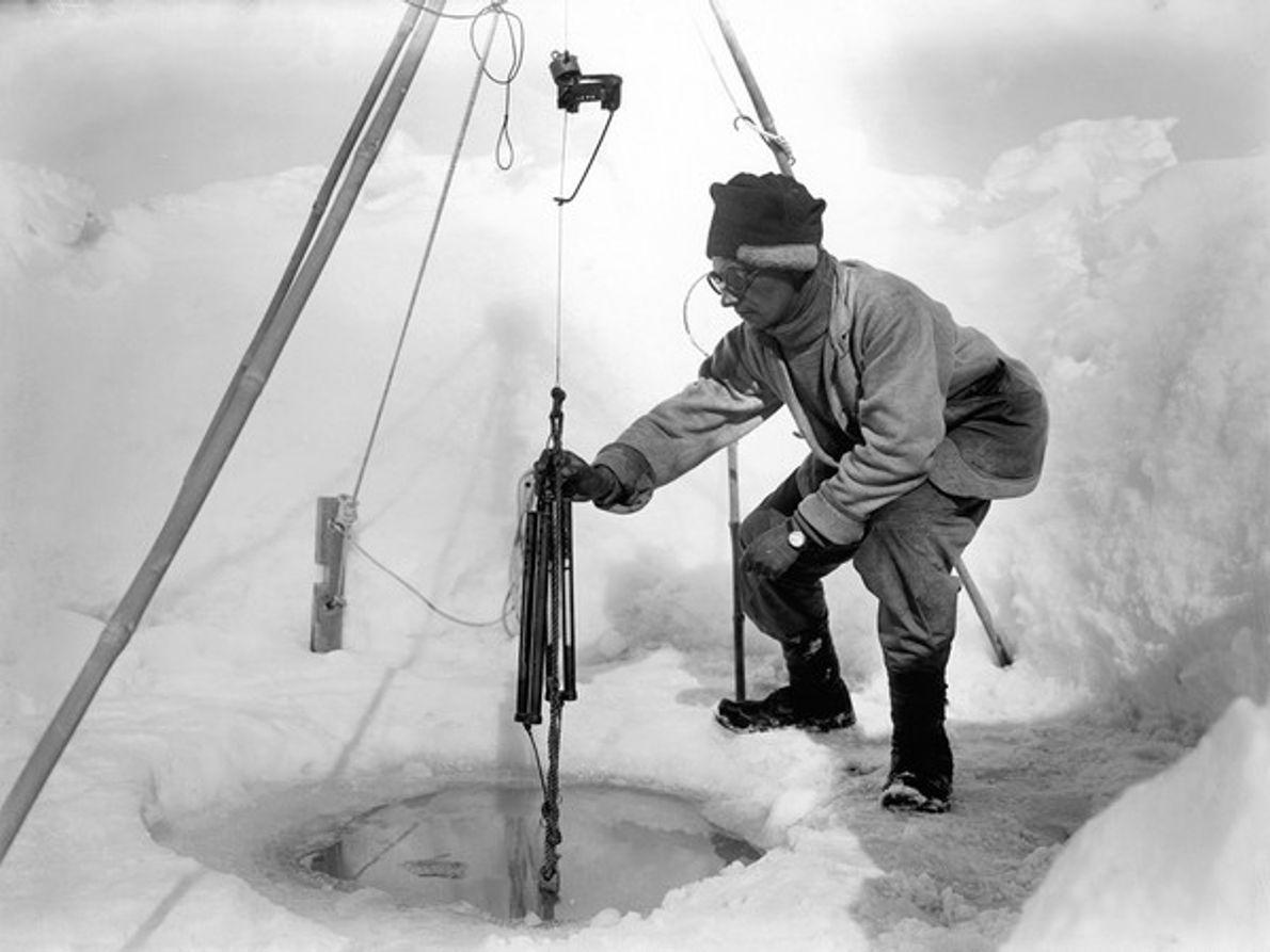 Ciencia en el hielo