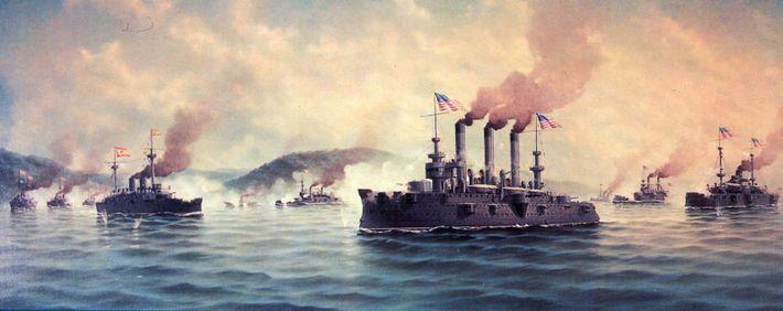 Batalla de Santiago de Cuba
