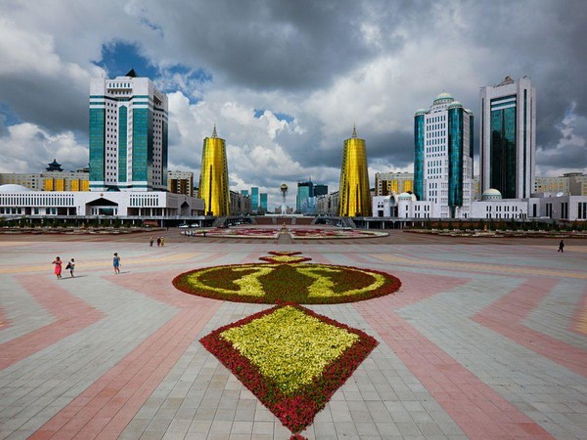 Astaná, Kazajstán