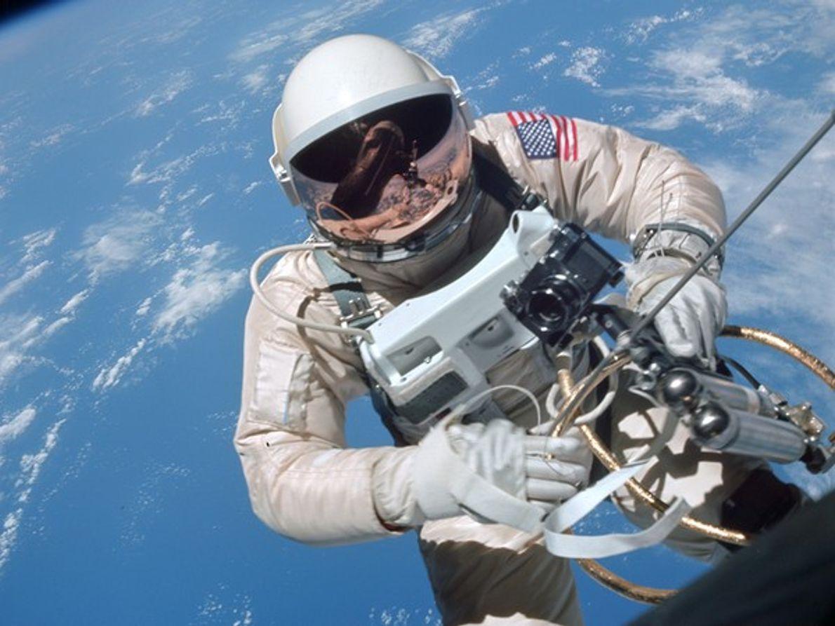 Fotógrafo espacial
