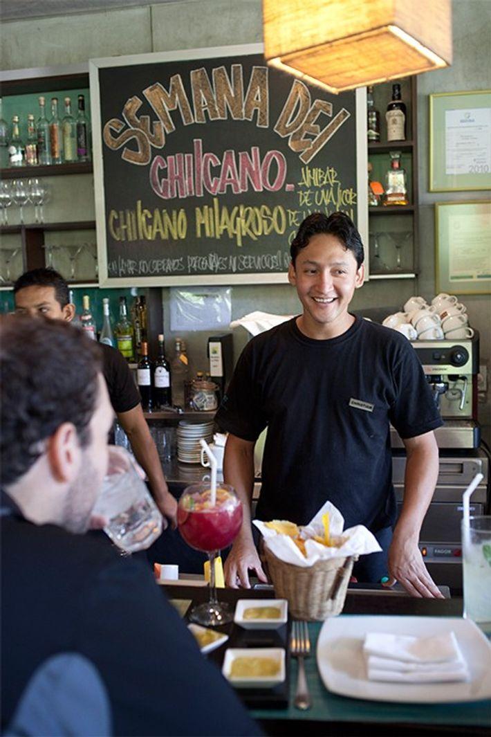 Bar de Gastón Acurio