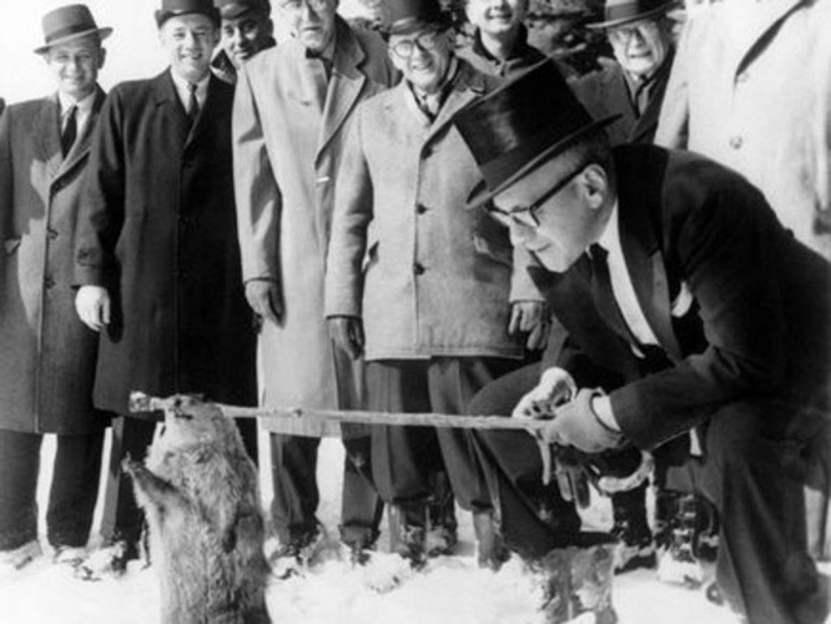 Día de la Marmota 1963