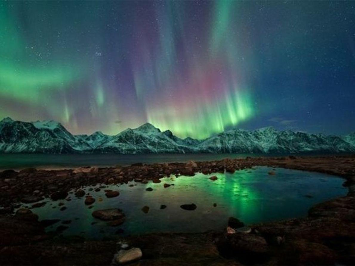 Auroras del Ártico
