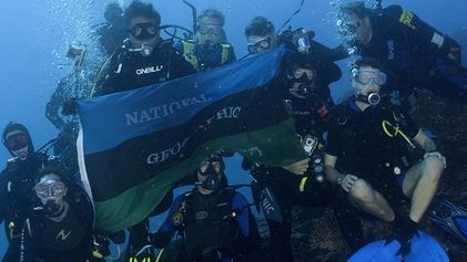 El proyecto para la protección de los océanos de National Geographic recibe el premio Sartun 2020
