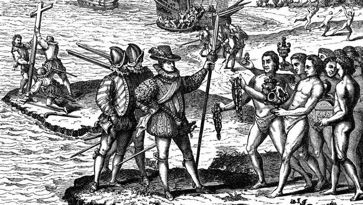 LA HISTORIA DEL DÍA DE COLÓN