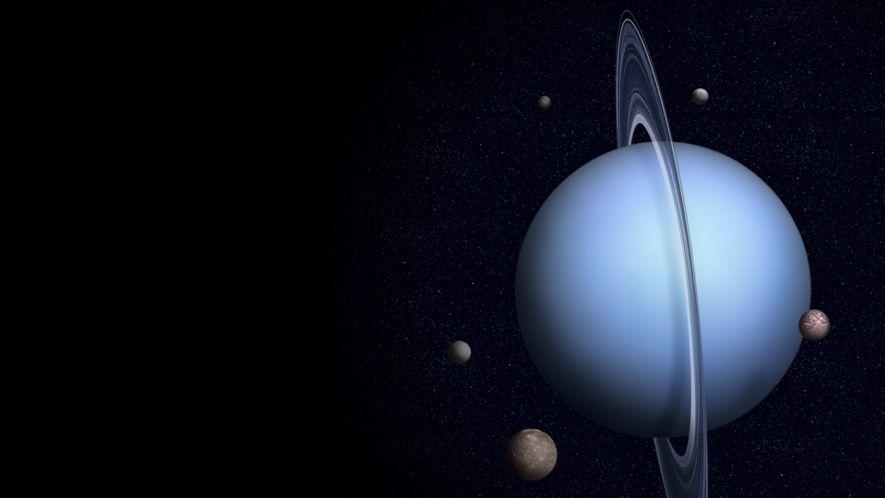 ¿Cuántas lunas tiene cada planeta?