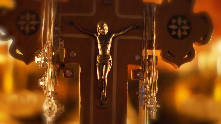La tumba de Jesucristo