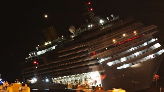 El Hundimiento del Costa Concordia