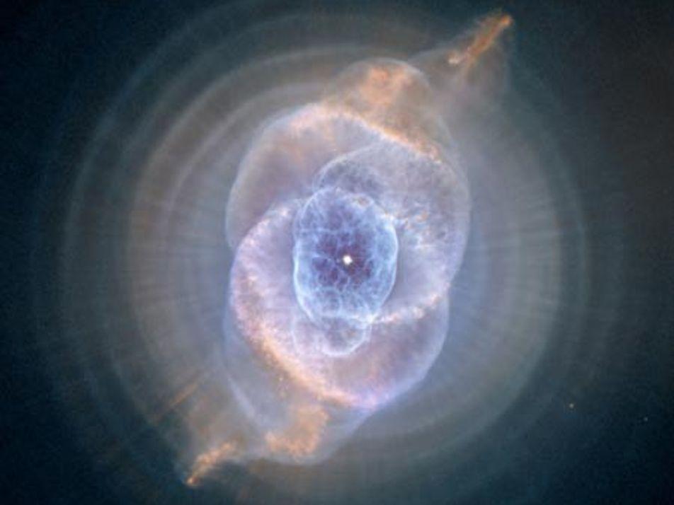 Fotografías espaciales sacadas por el Hubble