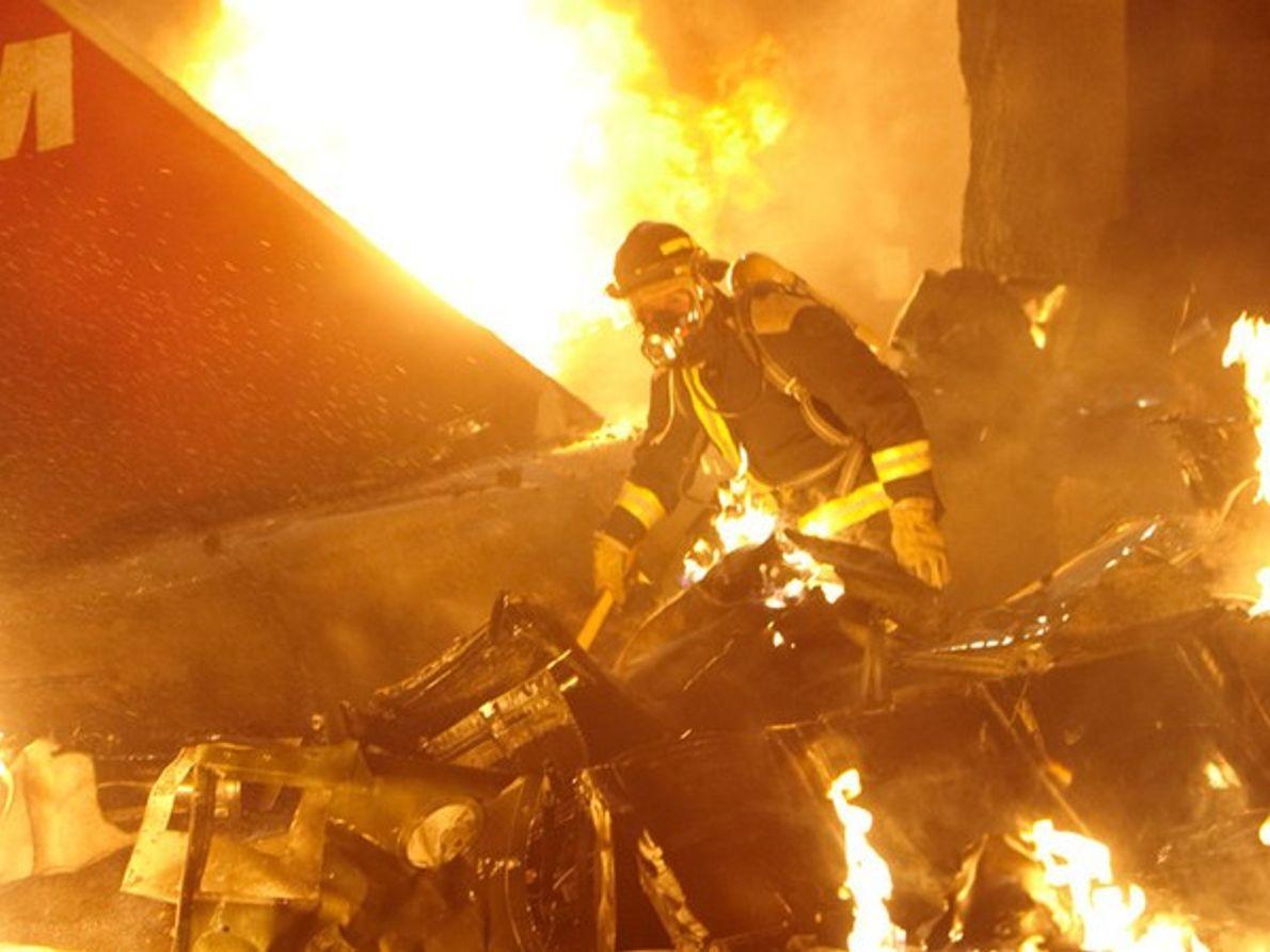 Apagando el Fuego