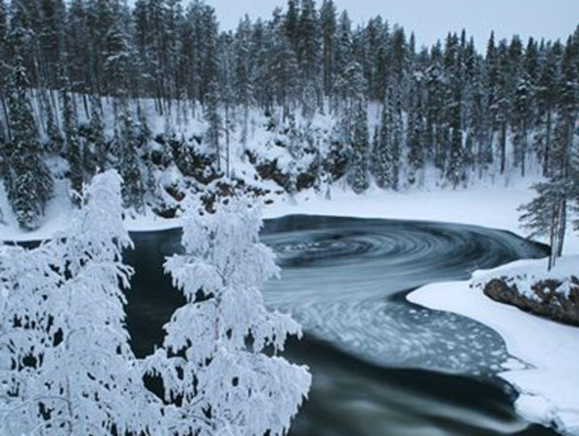 Parque Nacional de Oulanka, Finlandia