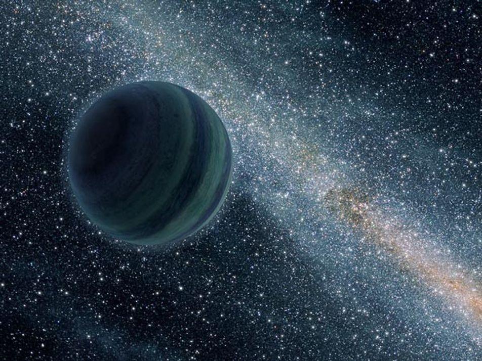 Los «planetas errantes» son más comunes de lo que se creía