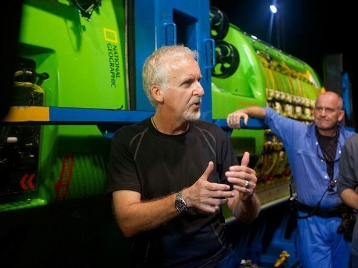 La máquina verde de Cameron