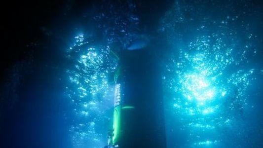 Primeras imágenes del submarino de James Cameron