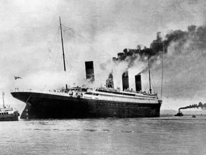 ¿Provocó la Luna el hundimiento del Titanic?
