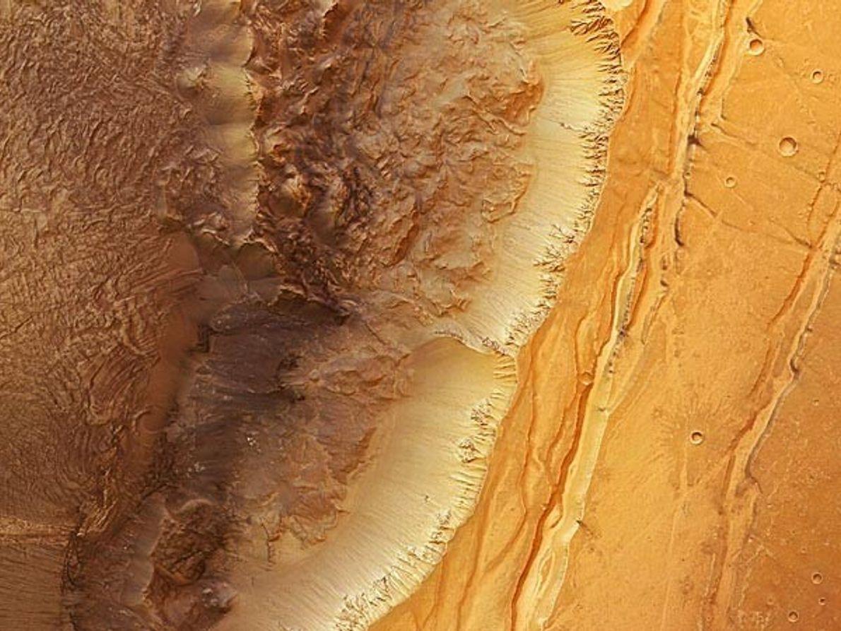 Cañón de Marte