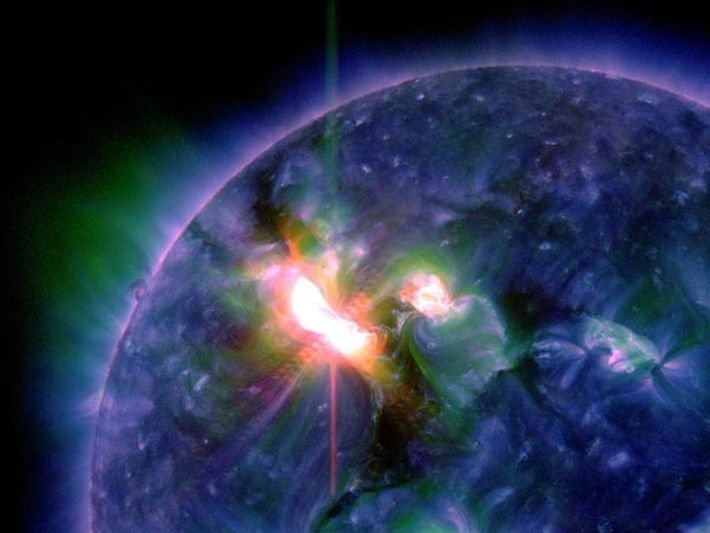 ¿Qué pasaría si la mayor tormenta solar registrada tuviera lugar ahora?