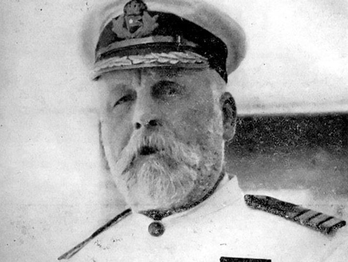 Capitán Edward J. Smith