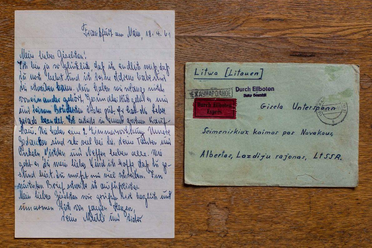 Carta a Gisela