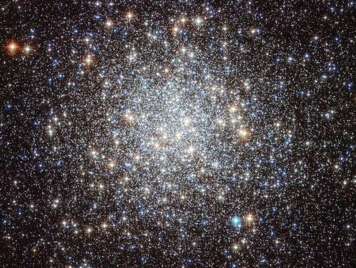 Cúmulo estelar