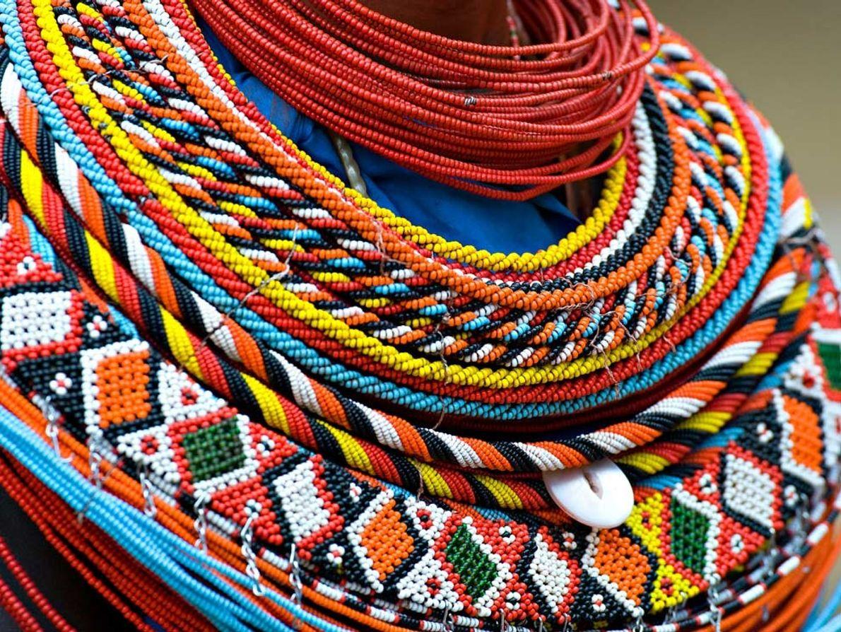 Collar tradicional
