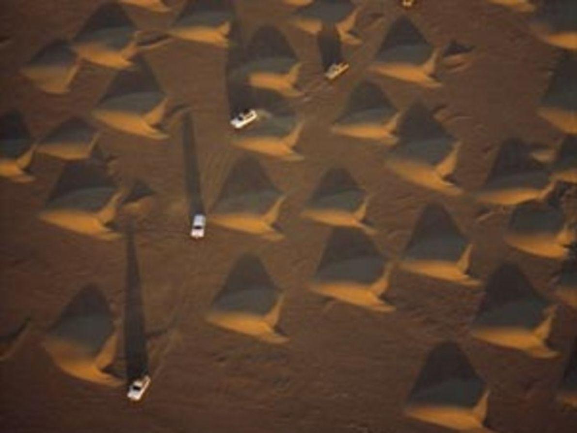Sombras del desierto