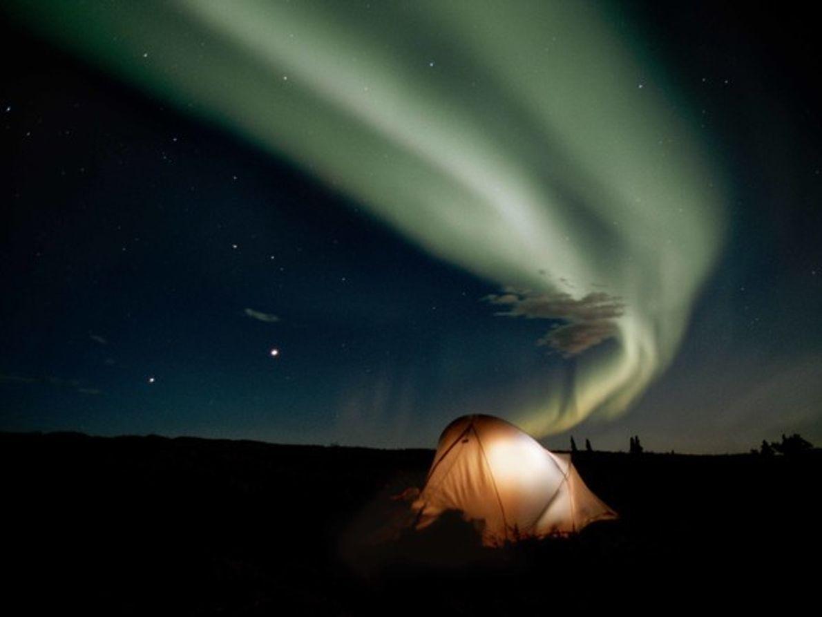 Luces del Norte, Canadá, 2000
