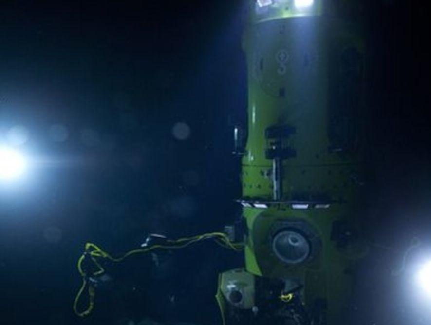 Cameron quiere volver a la Fosa de las Marianas después del éxito de su primera inmersión